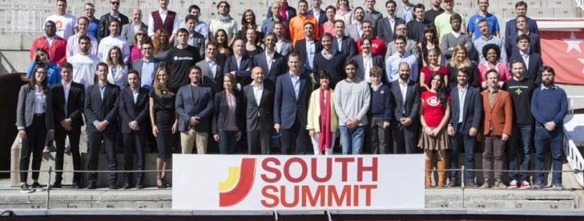 Startups premiadas en España en el 2015