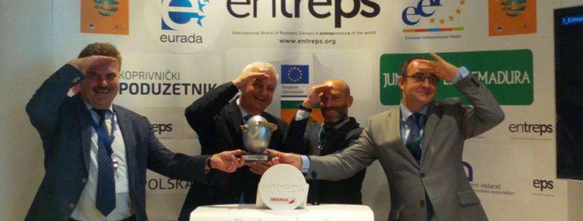 Stanlislaw Ginda: President of EURADA